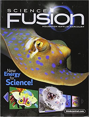 Sciencefusion Student Edition Interactive Worktext Grade 4