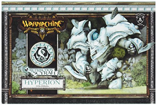 Privateer Press - Warmachine - Retribution: Hyperion Colossal Model Kit from Privateer Press