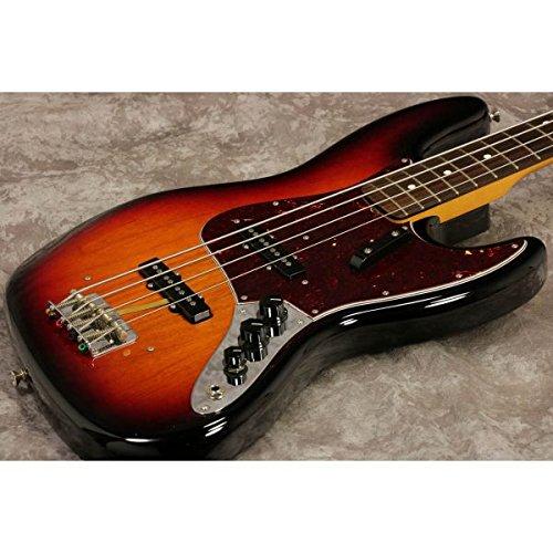 Fender USA/American Vintage 62 Jazz Bass 3Knob 3 Color Sunburst フェンダー B07BS4XKM8