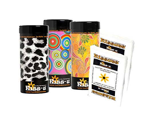 Kiss u Multi Color Tissue Refill Packets product image