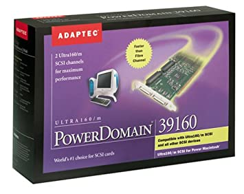 ADAPTEC POWERDOMAIN 39160 TREIBER WINDOWS 7
