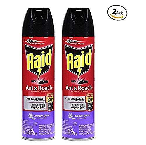 Ant Roach Spray (Ant & Roach Killer Lavender Scent (Pack of 2))