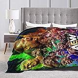 Aew Ultra Soft Cozy Warm Lightweight Blanket