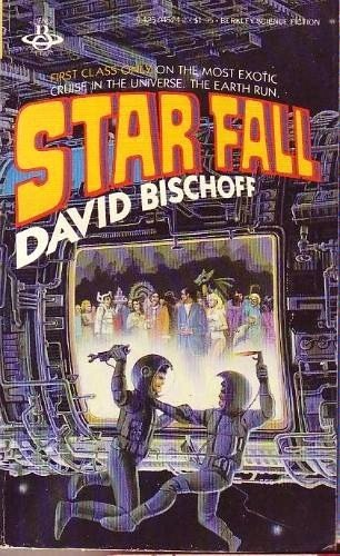 book cover of Star Fall