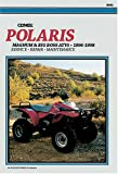 Polaris Magnum and Big Boss ATV's, 1996-1998, Clymer Publications Staff, 0892877456