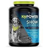 k9 power - K9 Power - Show Stopper Dog Coat and Skin Formula - 1 lb