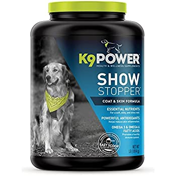 Show Stopper Dog Supplement