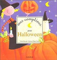 Mes comptines pour Halloween par Claire Renaud