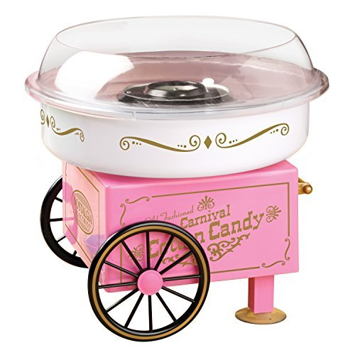 Nostalgia Electrics Vintage Hard and Sugar-Free Candy Cotton Candy Maker, Cotton Candy Machine by Unknown (Image #1)
