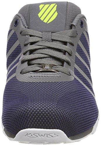 Sneakers Homme Tech Citron Gris 1 K Navy Swiss Charcoal Basses Neon Arvee 5 OqSHBxUw