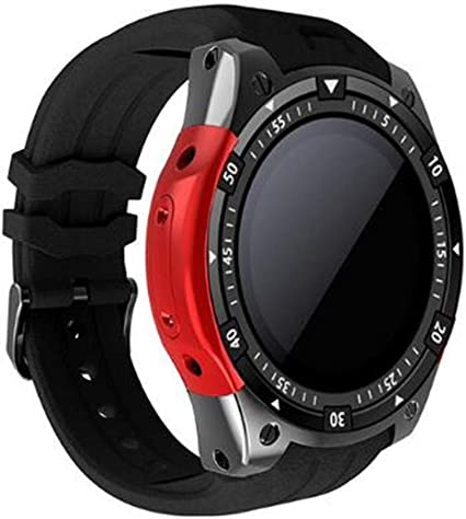 Amazon.com: Smart watch IP67 Waterproof Luxury akilli ...