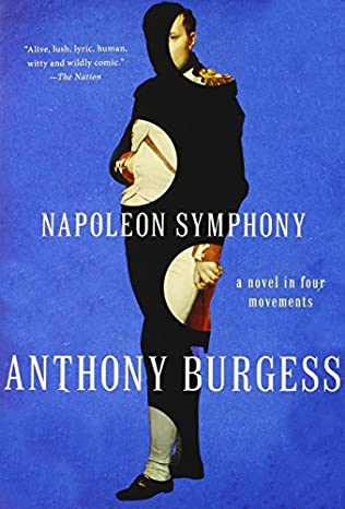 book cover of Napoleon Symphony