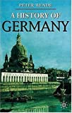 A History of Germany, Peter Wende, 0333687647