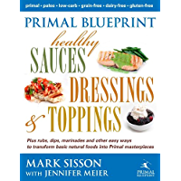 Primal Blueprint Healthy Sauces, Dressings and Toppings
