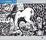 Live Phish Vol. 19: 7/12/91, Colonial Theatre, Keene, New Hampshire