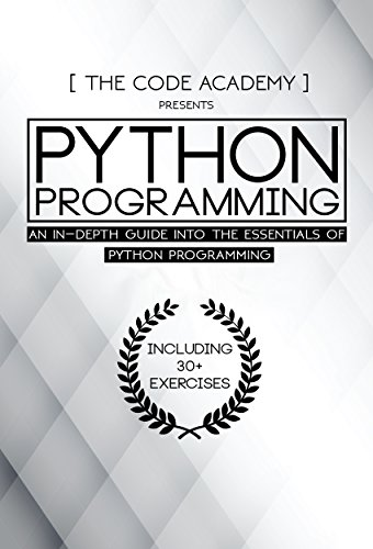 Python Programming Depth Essentials Exercises ebook