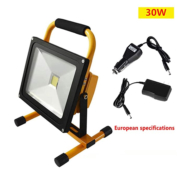 dami Foco LED Proyector, Camping 30W, LED Impermeable, Luz ...