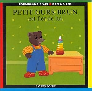 """Afficher """"Petit Ours Brun est fier de lui"""""""