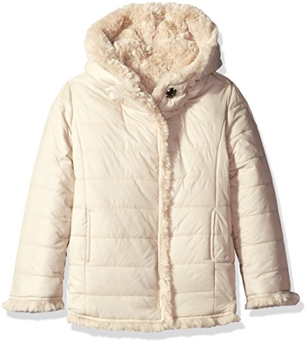 GUESS Girls Reversible Quilted Jacket