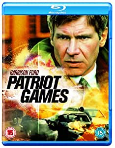 Patriot Games [Reino Unido] [Blu-ray]