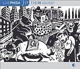 Live Phish Vol. 17: 7/15/98, Portland Meadows, Portland, Oregon