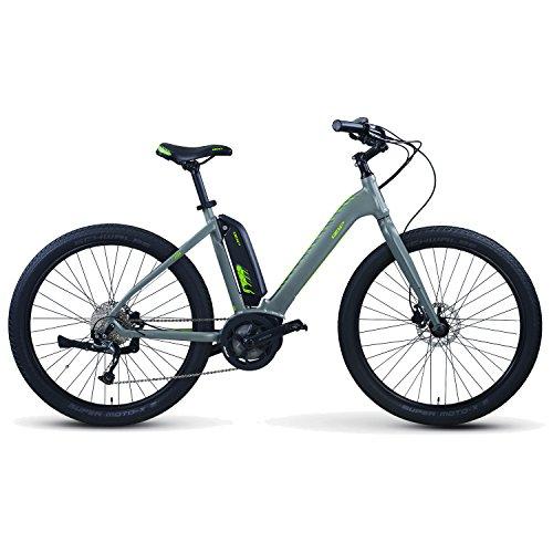 Izip Electric Bikes - IZIP 2018 E3 Vida Step Thru Electric Bike LG Grey
