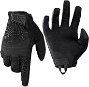 WPTCAL Touch Screen Full Dexterity Tactical Gloves