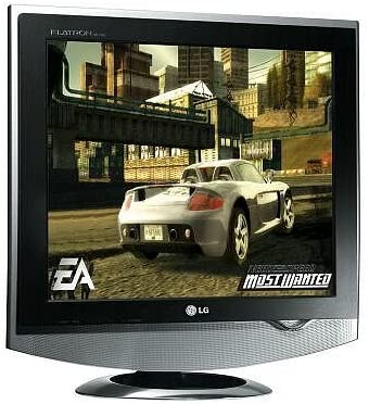 LG FLATRON M1910A - Televisión, Pantalla LCD 19 pulgadas: Amazon.es: Electrónica