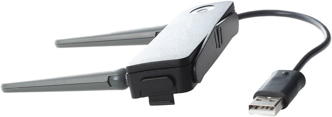 TOOGOO Adaptador de red inalambrico N WiFi para Microsoft Xbox 360