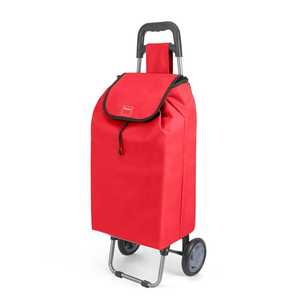 Metaltex 40 Litre Daphne Shopping Trolley Bag- modèle Aléatoire 415205127