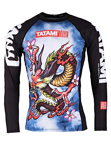 Tatami Fightwear rash guard mma 2019