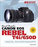 David Busch's Canon EOS Rebel T4i/650D Guide to Digital SLR Photography (David Busch's Digital Photography Guides)