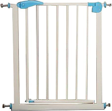 Barreras para puertas y escaleras Puerta de seguridad para niños Barandilla Puerta de seguridad para escaleras para bebés Valla de protección para bebés Valla para perros Puerta de aislamiento para ma: Amazon.es:
