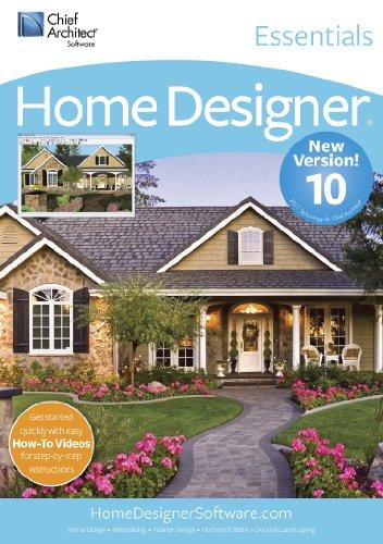 Chief Architect Home Designer Essentials 10 [Download] by Chief Architect