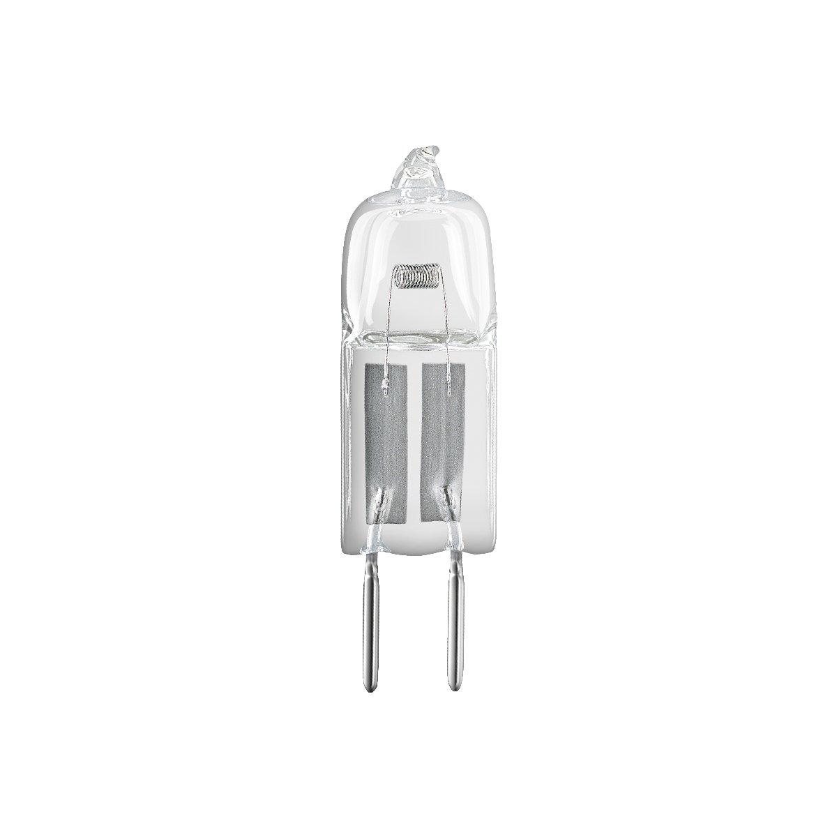 Halostar G4-Sockel 2800K Osram Halogen-Lampe basse tension douille Lot de 2 20 Watt,Blanc chaud 12 Volt