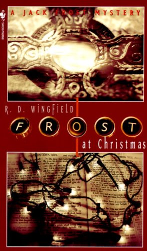 Frost At Christmas (1984) (Book) written by R.D. Wingfield