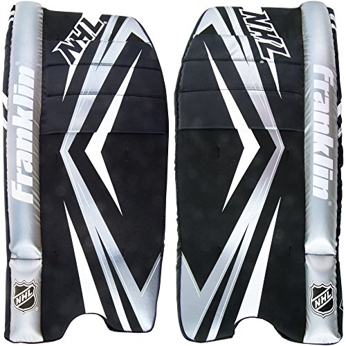 Franklin Sports Hockey Goalie Pads - NHL - 23 Inch