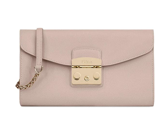 Image Unavailable. Image not available for. Colour  FURLA Bag Metropolis s  pochette w Chain ... 0dc080bb23