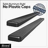 APS Premium 5in Black iBoard Running Boards