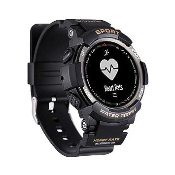 NACHEN Relojes Inteligentes Reloj rastreador de Actividad Fitness con Monitor de Ritmo cardíaco Reloj Podómetro para