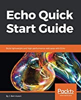 Echo Quick Start Guide Front Cover