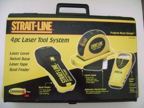 Strait-line 4pc Laser Tool System