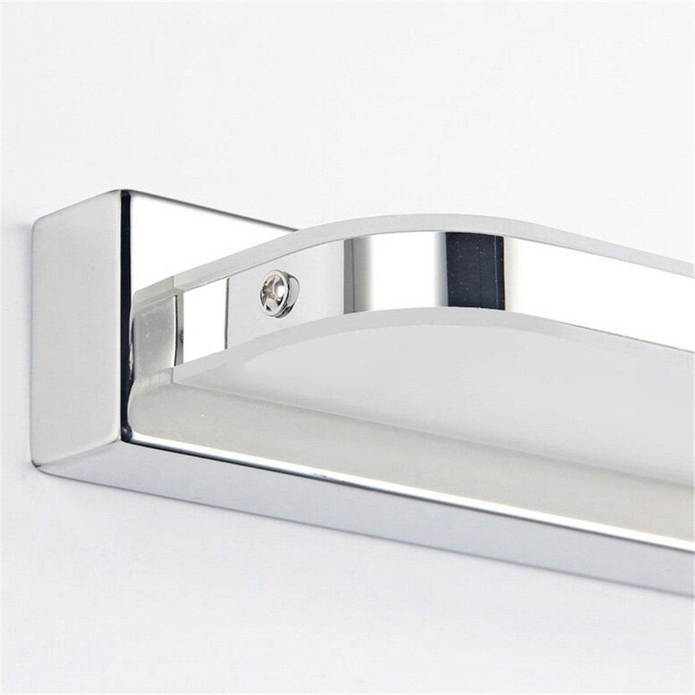 MCTECH 7W Kalt wei/ß Acryl LED Wandleuchte Bilderleuchte bad lampe leuchte Spiegelleuchtee Badleuchte Badezimmer LED Wandleuchte Spiegelleuchte Wandleuchte Spiegelleuchte 7W Kalt wei/ß