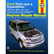 Ford Pickups, Expedition & Lincoln Navigator 1997-1999