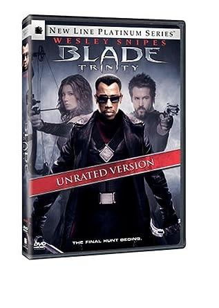 Blade: Trinity [Reino Unido] [DVD]: Amazon.es: Wesley Snipes ...