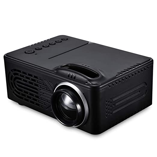 YSCCSY Proyector RD-814 Mini proyector 320 x 240 LED ...
