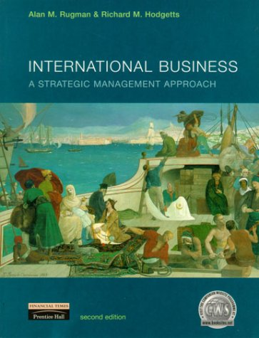 International Business: A Strategic Management Approach (2nd Edition)