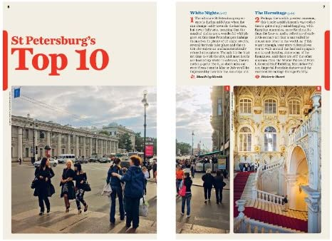 Lonely Planet St Petersburg (Travel Guide): Amazon co uk