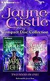 Jayne Castle CD Collection: Dark Light, Obsidian Prey