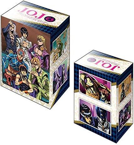 JoJos Bizarre Adventure - Estuche para cartas de juego de cartas coleccionables Vol.762 V2 Anime Girl Art: Amazon.es: Juguetes y juegos